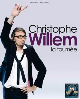Christophe Willem à la Réunion